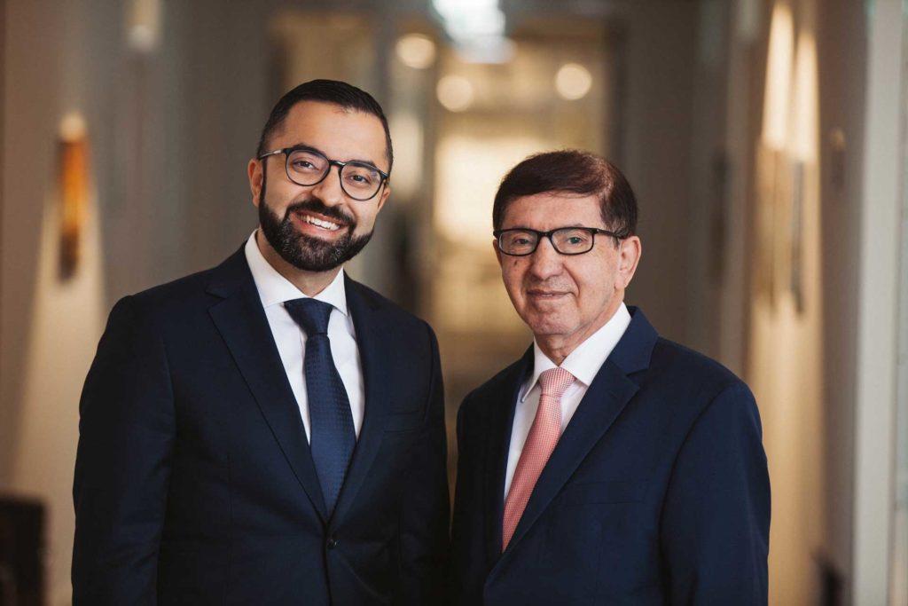 David & Nader Etmenan